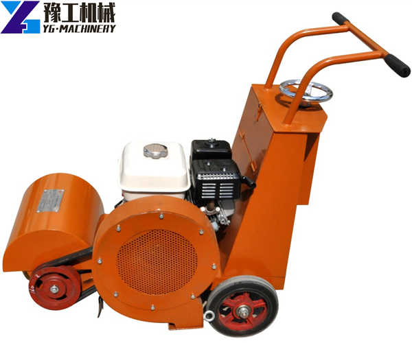 YG high-pressure road blowing and sweeping machine