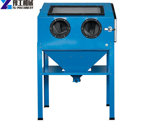YG wet blasting machine for sale