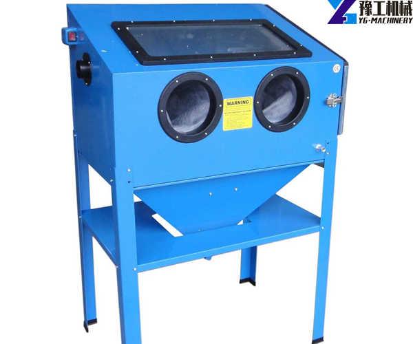 YG wet sandblaster cabinet for sale