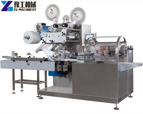 YG wet wipes production line supplier