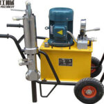 Rock Splitter Machine Manufacturer