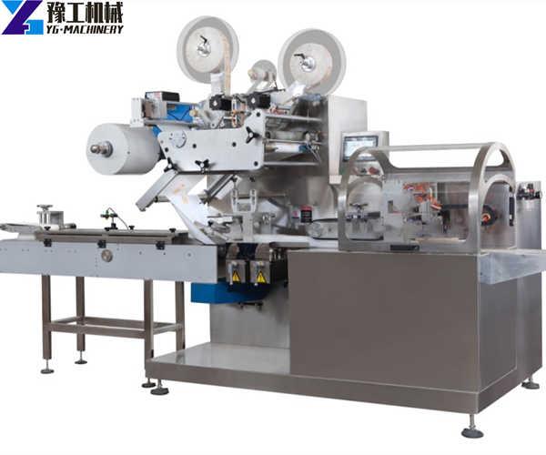 wet tissue packing machine manufacturer