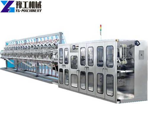 wet wipes manufacturing machine manufacturer