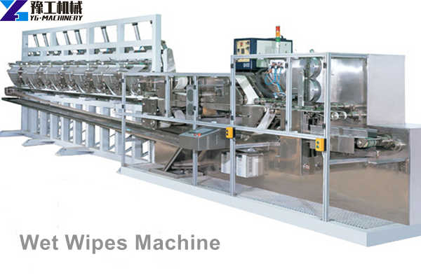 wet wipes manufacturing machine price
