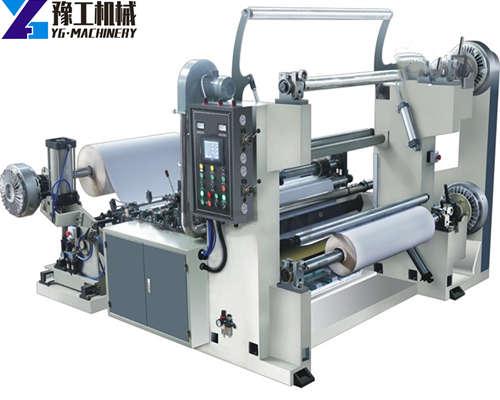 Automatic toilet paper rewinder machine for sale