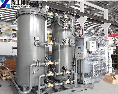 PSA nitrogen gas generator unit