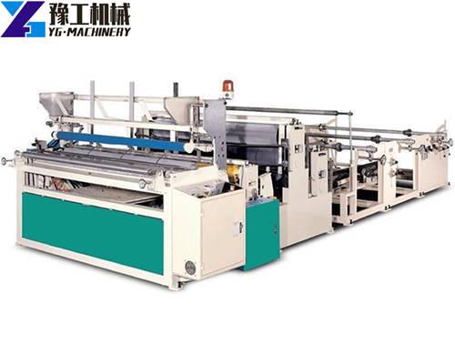 YG Machinery tissue paper making machine price