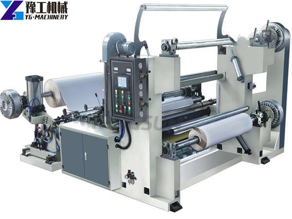 paper rewinding machine manufacturer