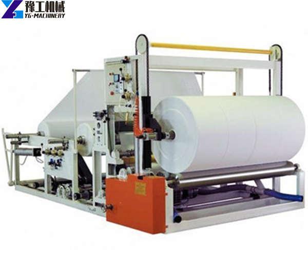 paper sliter rewinder machine
