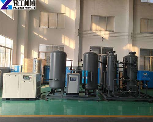 pressure swing adsorption nitrogen generation plant