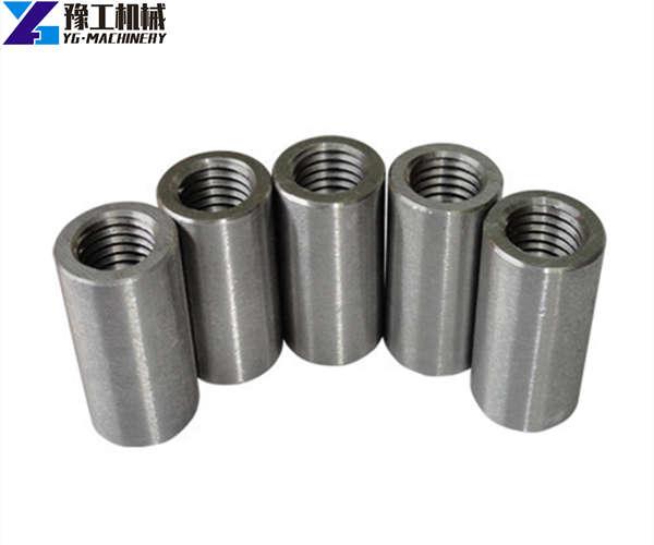 steel bar straight thread coupler supplier