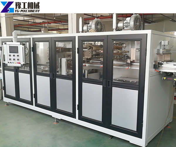 tissue paper production line package machine