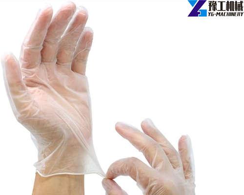 Phthalate-free vinyl medical gloves