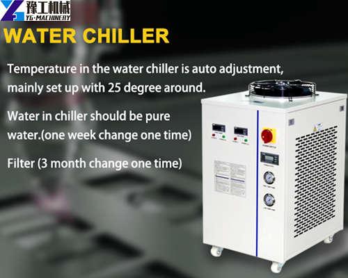 Water Chiller of Laser Cutting Machine