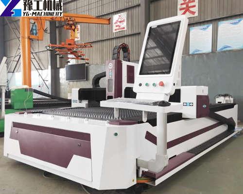 YG Fiber Laser Cutting Machine Factory