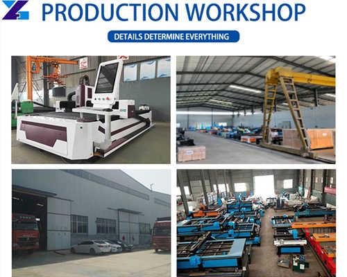 YG cnc fiber laser cutting machine factory