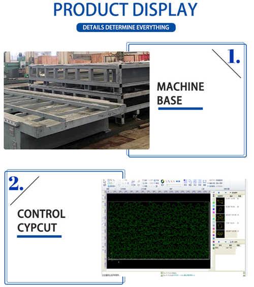 cnc fiber laser cutting machine details