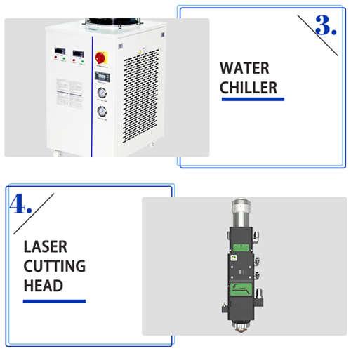 fiber laser metal cutting machine details