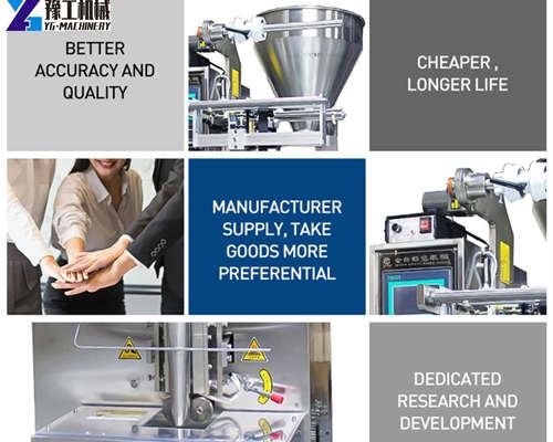 Granule Packing Machine Customer Feedback