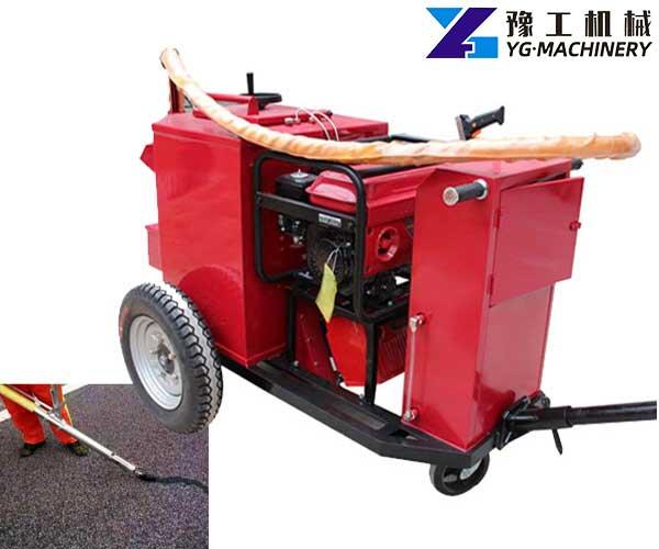 YG-100L Traction Crack Filler Machine
