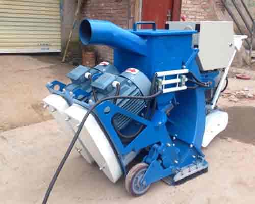 YGPW-550 Shot Blasting Machine Price